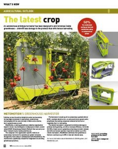 The MetoMotion GRoW was featured in iVT International.