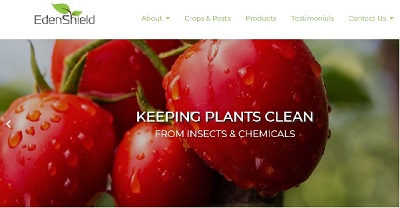 EdenShield launched its new website.